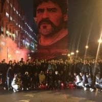 Psg e Napoli, gemellaggio sotto il segno di Maradona