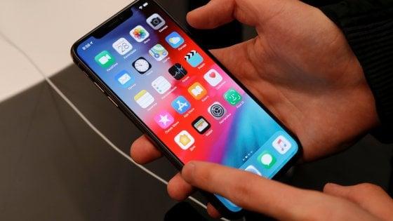 Apple, l'iPhone 5G non arriverà prima del 2020