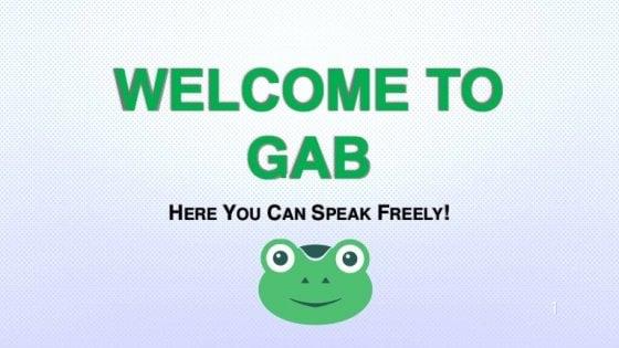 Gab, torna online il social dell'alt-right