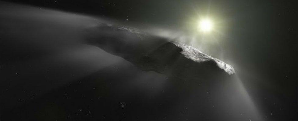 """Oumuamua, il mistero del sigaro interstellare. Gli scienziati di Harvard: """"Potrebbe essere una sonda aliena"""""""