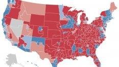 I risultati delle elezioni Usa di midterm 2018: il voto alla Camera, al Senato e per i Governatori