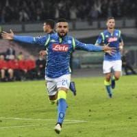 Napoli, Insigne gonfia il petto: ''Nessuno gioca di squadra come noi''