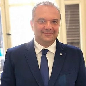 Carmelo Picciotto, presidente Confcommercio di Messina