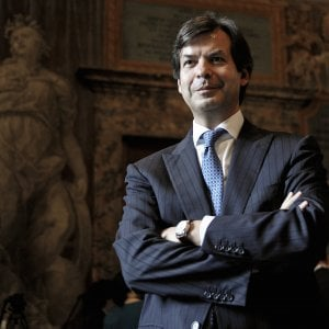 Carlo Messina, consigliere delegato e Ceo di Intesa Sanpaolo
