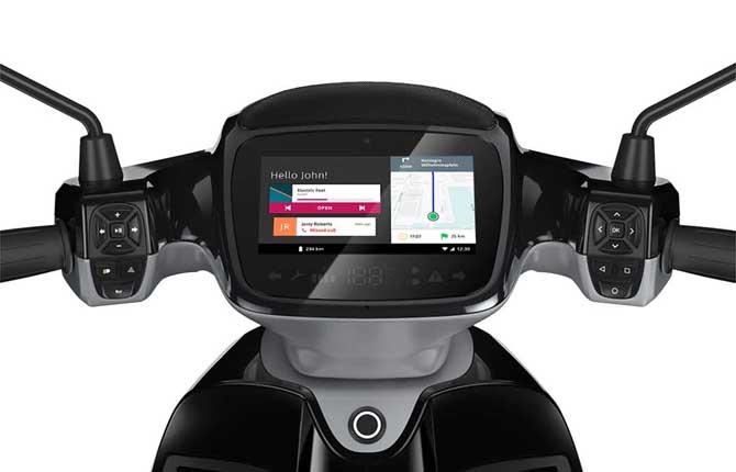 AppScooter, la mobilità su due ruote elettrica e smart