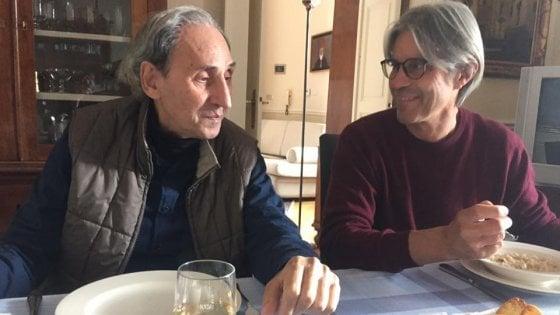 Franco Battiato torna sui social e rassicura i fan