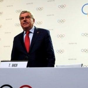 """Giochi 2026, Bach: """"Candidatura Milano-Cortina ha buone chance"""""""