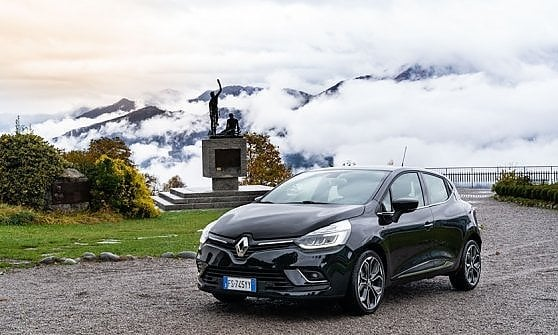 Idea Renault, la Clio veste Moschino