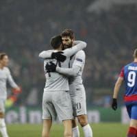 Cska-Roma 1-2, Manolas e Pellegrini ipotecano gli ottavi