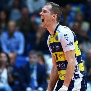 Volley, Superlega: vincono Perugia e Modena,  Trento ok su Latina