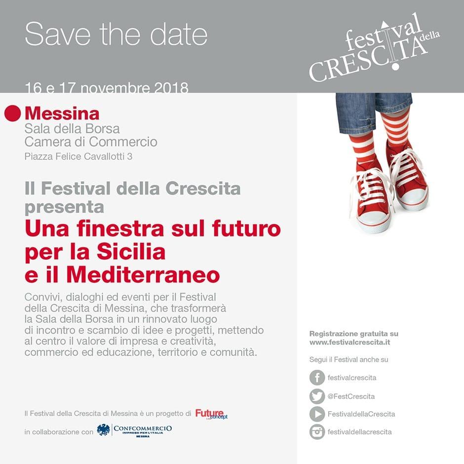 Il Festival della Crescita sbarca a Messina con Confcommercio
