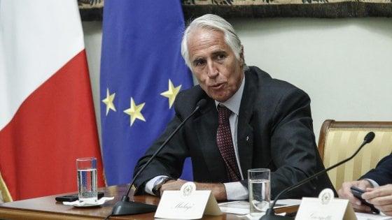 """Olimpiadi 2026, Malagò: """"Riforma del Coni può influire su candidatura italiana"""""""