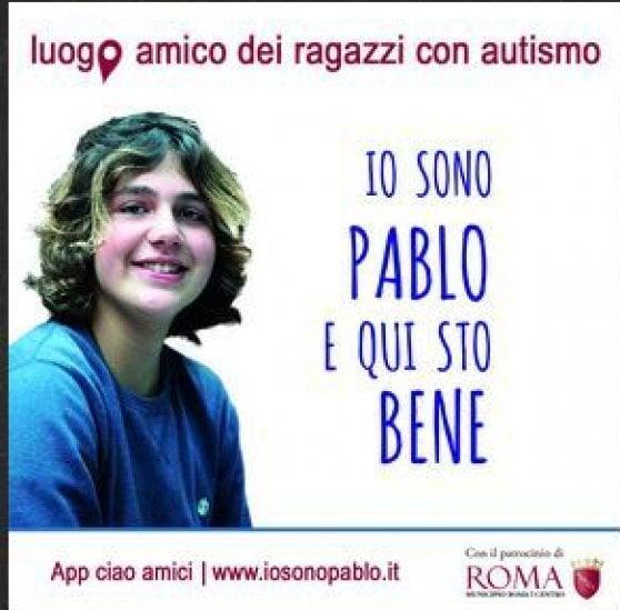Roma, l'app che mappa i locali amici dei ragazzi affetti da autismo
