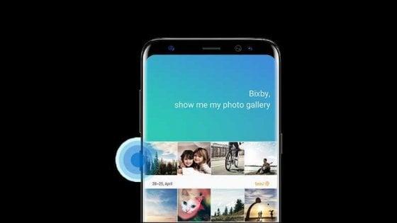 Samsung, finalmente arriva Bixby in italiano