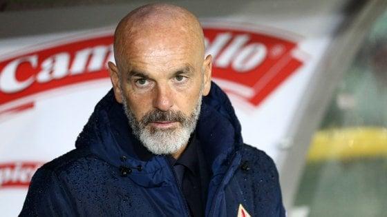 """Fiorentina, Pioli: """"Il Frosinone creerà difficoltà, ma vogliamo tornare a vincere"""""""