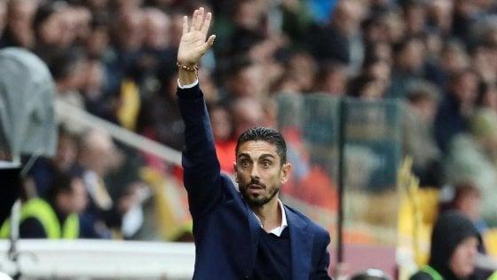 Frosinone, Longo: ''Vogliamo vincere in casa, Ciano indisponibile''