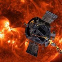 Parker Solar Probe, la più veloce di sempre. Sfiora il Sole a 100 km al secondo