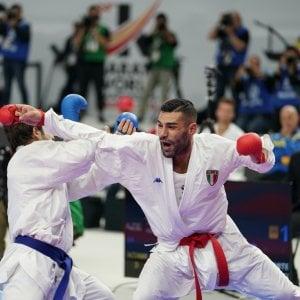 Karate, Mondiali Madrid: Italia a caccia di medaglie con cinque Azzurri e le squadre di kata