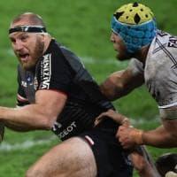 Rugby, Ghiraldini: