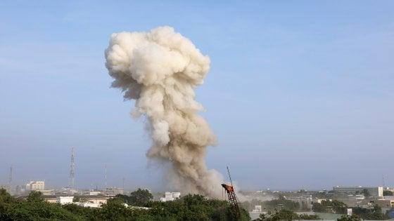 Somalia, attentato a Mogadiscio: 22 morti e 15 feriti