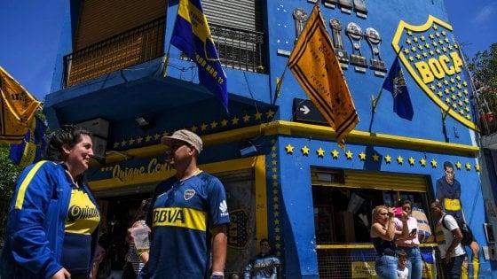Coppa Libertadores: 110 anni in 180', sarà un Boca-River mai visto