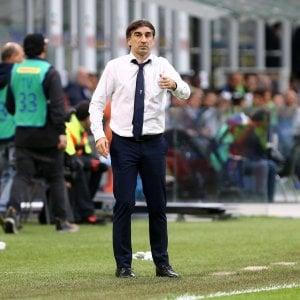 """Genoa, Juric: """"Contro il Napoli voglio vedere una squadra coraggiosa"""""""
