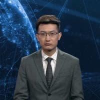 Tv, l'anchorman è un clone: va in onda il giornalista virtuale