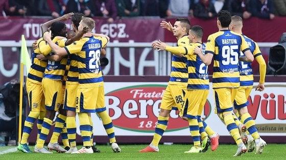 Torino-Parma 1-2: Gervinho e Inglese stoppano la corsa europea dei granata
