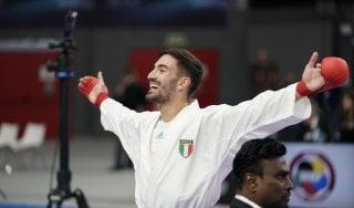 Karate, Crescenzo campione del mondo. Grande Italia: 4 medaglie