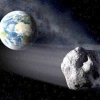 Staffetta in cielo, cinque asteroidi in quattro giorni