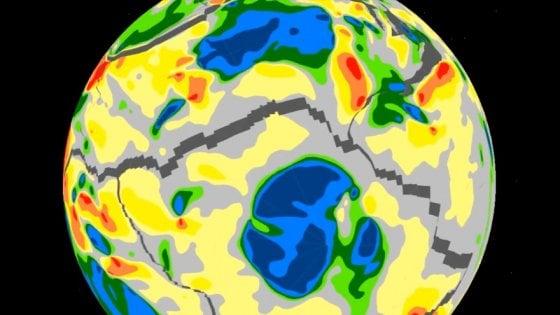 Antartide: sotto i ghiacci i resti di continenti perduti