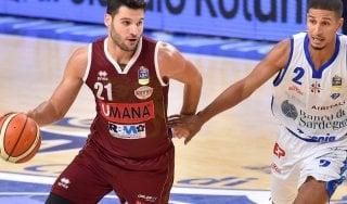 Basket, Serie A: Venezia sbanca Sassari, Trento piega Brescia con Craft