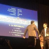 Repubblica.it miglior sito di news italiano ai Macchianera Awards 2018