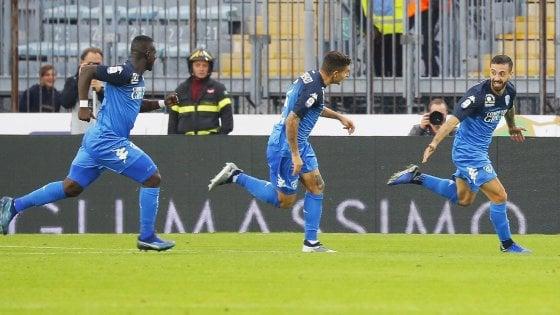 Empoli-Udinese 2-1, Zajc e Caputo regalano la prima gioia a Iachini