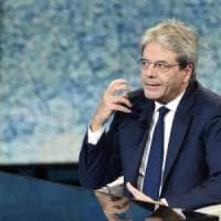"""Pd, Gentiloni: """"Zingaretti può aprire una stagione nuova"""""""