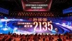 Alibaba: 'giorno single', vendite a 30,8 mld dollari