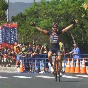 """Ciclismo, Marangoni&#x3b; prima vittoria proprio all'ultima gara: """"Le favole esistono"""""""