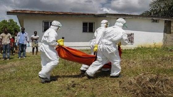 Ebola, in Congo la peggiore epidemia nella storia del Paese