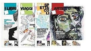 """Arte, spettacoli, viaggi, libri: gli Speciali del """"Venerdì"""""""