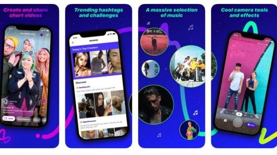 Facebook  lancia Lasso e sfida il fenomeno teen Tik Tok