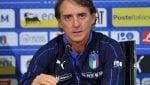 """Mancini: """"Nessun bocciato, c'è tempo per costruire il gruppo"""""""