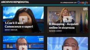 Rep@Digital: educazione civica per il web, ecco tutte le lezioni di Google e Repubblica@Scuola