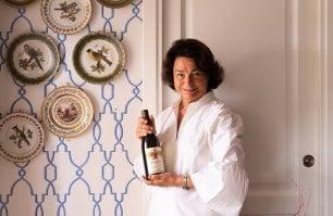 Gabriella Anca Rallo:  la signora del vino siciliano  ora è anche Commendatore