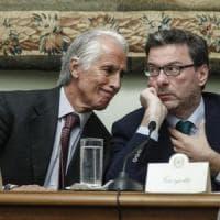 Summit con Giorgetti, Malagò: