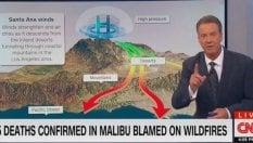 Il meteorologo Cnn demolisce in un minuto le fake news di Trump