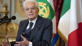 """Insulti ai cronisti, Mattarella: """"Libertà stampa grande valore"""".Fico: """"Sarà sempre tutelata"""""""