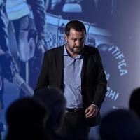 """Salvini: """"Mio figlio sciopera contro di me. Gli ho consigliato di non andare al corteo"""""""