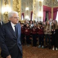 """Insulti ai cronisti, Mattarella: """"Libertà di stampa ha grande valore"""". Fico: """"Sarà sempre..."""
