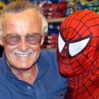 Addio Stan Lee, papà dei supereroi Marvel