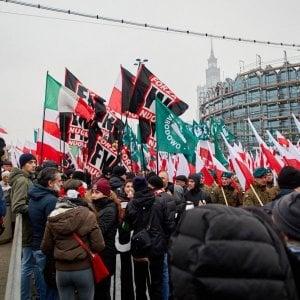 """Polonia, femministe aggredite: """"Sono stati uomini dell'ultradestra"""""""